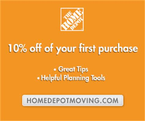 home depot 10 moving coupon 2016 2017 best cars review