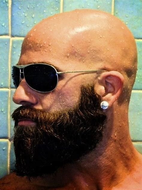 bald head goatee styles light skinnex 17 best images about men and beards on pinterest search