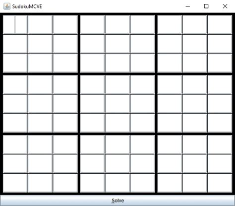 java swing grid java drawing a grid in a jframe stack overflow