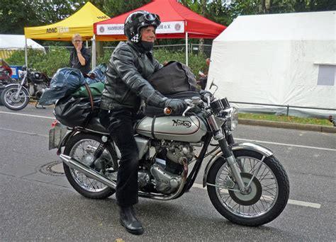 Norton Motorrad Hamburg by Hamburger Stadtpark Revival 2009