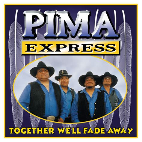 Pima Records Pima Express Together We Ll Fade Away Cr 8113 Records Store