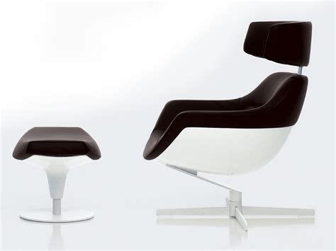 cassina armchair buy the cassina 277 auckland armchair with headrest white at nest co uk