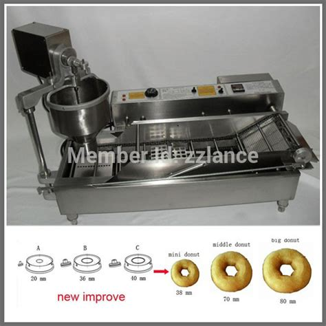 donut maker 6 lubang 3 sizes automatic donut machine donut maker
