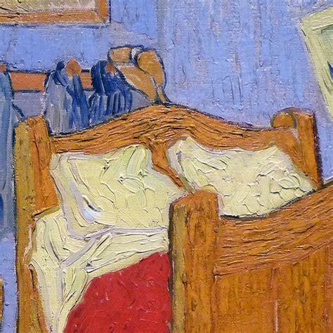 Gogh Letter Bedroom Bedroom In Arles Lone Quixote