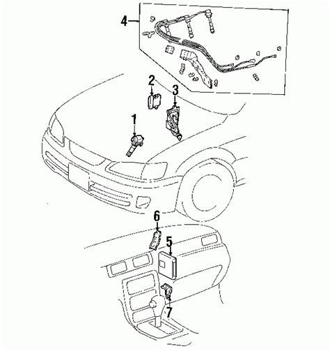 2000 camry starter wiring diagram pdf 2000 just another