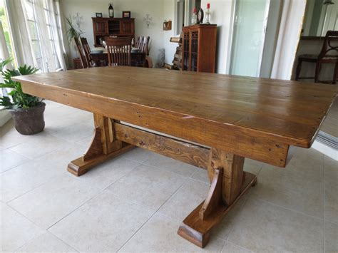 reclaimed barn wood kitchen tables smith design