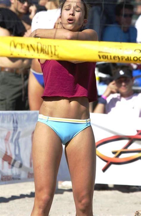 girls unaware crotch shot candid cameltoe crotch voyeur beach volleyball bulge