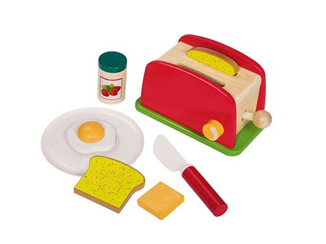 Toaster Information Playtive Junior Wooden Kitchen Toy Sets Lidl Great
