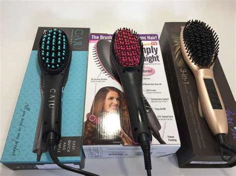 does the apalus hair brush actually straighten hair a my simply straight brush review is it worth it
