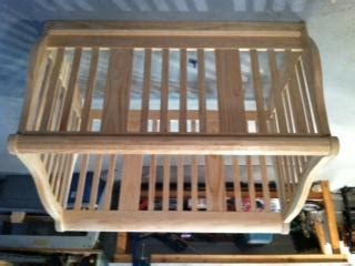 how to build a baby crib step by step woodwork build a crib plans plans pdf download free build