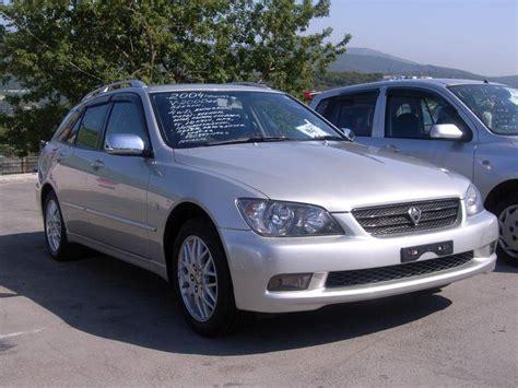 altezza car 2004 used 2004 toyota altezza photos 2000cc gasoline