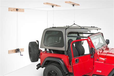 cj jeep wrangler lange originals 174 014 sim hoist a top simple jeep cj