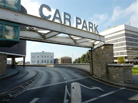 car parks in plymouth car park circus shopping centre 169 tom jolliffe