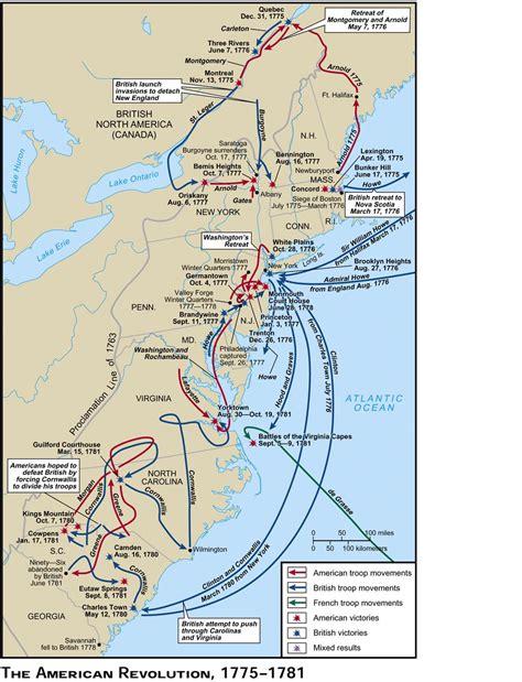 explain forwarding 70 maps that explain america american revolution troops