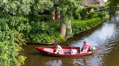 vaarbewijs halen friesland boot huren giethoorn anwb