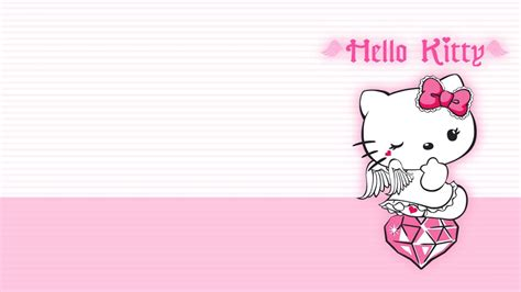 cute wallpaper name hello kitty birthday wallpapers wallpaper cave