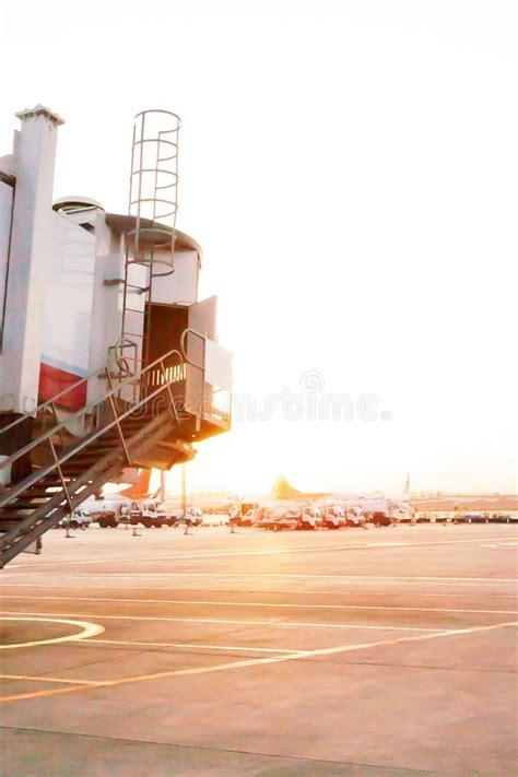 jet plane  loaded stock image image  engine wing