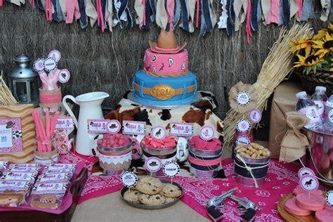 imagenes decoracion fiestas infantiles vaqueras fiesta tem 225 tica de vaqueros para ni 241 as fiestas y cumples