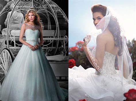 Robe De Mariée Disney - robe de mari 233 e inspiration princesse disney