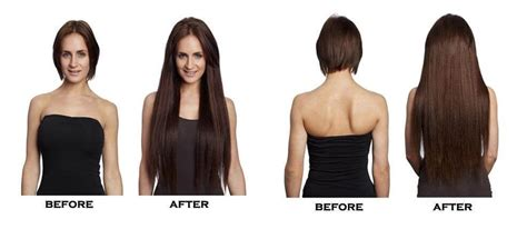 18 inch hair extensions before and after range of clipin hair extensions 16 inch 18 inch 20
