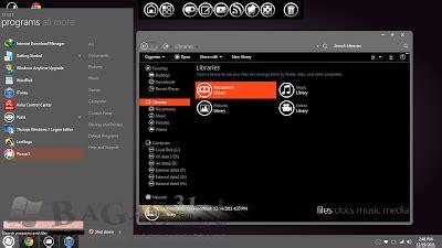 bagas31 ubuntu mango skin pack 2 0 by hameddanger bagas31 com