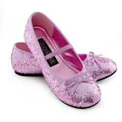 sparkle ballerina child shoes pink costumes costumes
