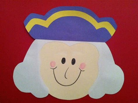george washington crafts for pin by martie progar on president s day crafts and lessons