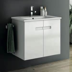 24 inch vanity cabinet with fitted sink contemporary