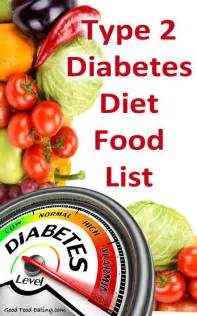 foods to avoid on the type 2 diabetes diet