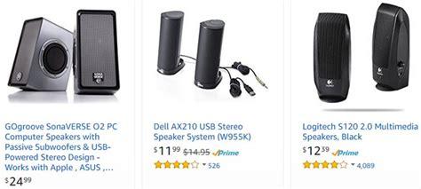 Speaker Komputer Yang Bagus speaker stereo murah komputer yang bagus berkualiti