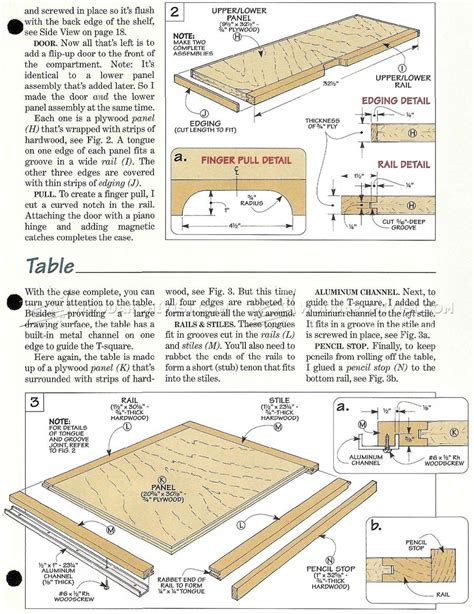 drafting table plans diy drafting table plans image mag
