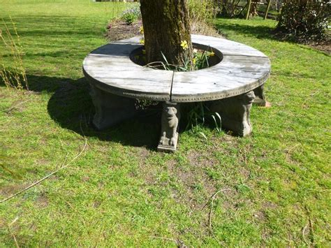 circular outdoor bench ornamental cast stone circular garden bench seat 8
