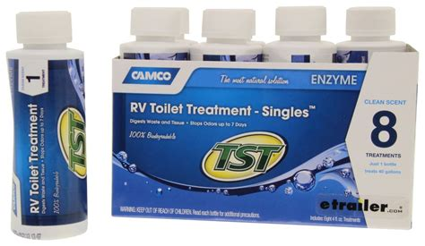 Plumbing Enzymes Products by Tst Blue Enzyme Rv Septic System Liquid Treatment Clean