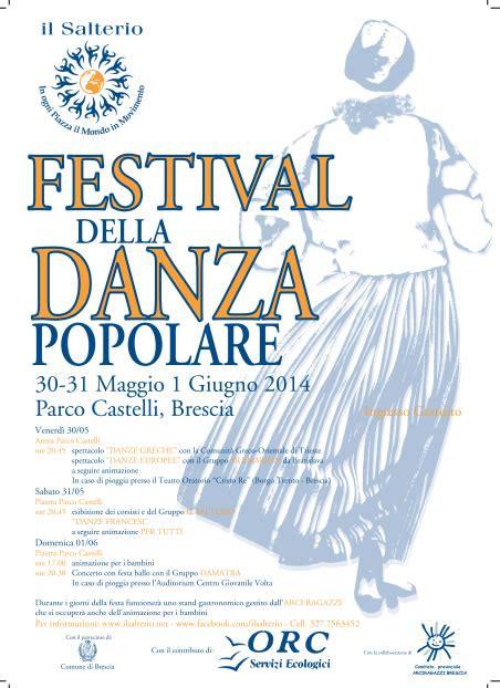popolare di a brescia festival della danza popolare a brescia