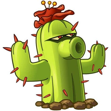 Plants Vs Zombie En Fomix | cactus galer 237 a wiki plants vs zombies fandom powered