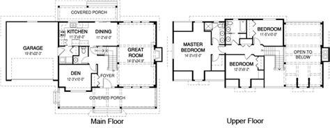 House Plans The Oregon Cedar Homes Floor Plans Oregon
