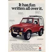 Suzuki Jimny &amp Samurai