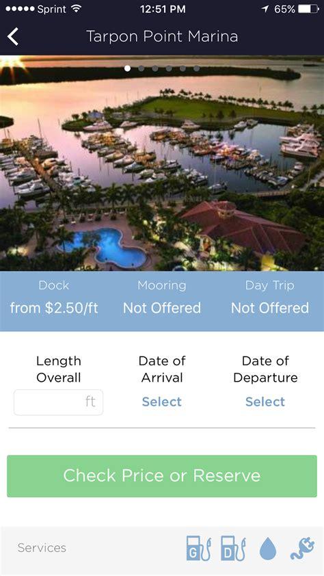 boat slip app i marine apps dockwa reserve a slip or mooring