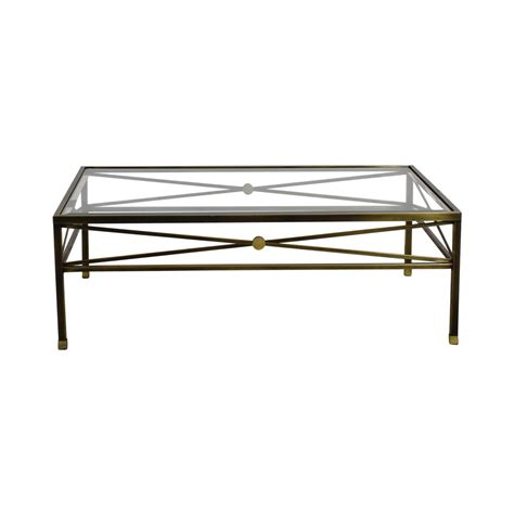 macys dining table glass 74 macy s macy s glass and brass coffee table tables