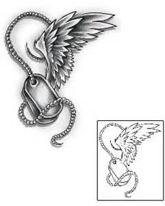 Details for dog tags tattoo religious amp spiritual tattoo axf 00938