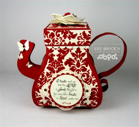 How To Make A Paper Teapot - the crafting a paper teapot n teacup challenge