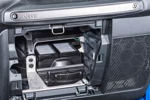 k n vf1010 cabin air filter for 2007 17 jeep 174 wrangler