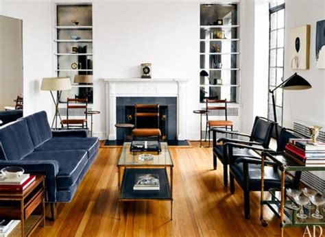 apartment design celebrity edition thom browne fashion designer has a sleek stylish and