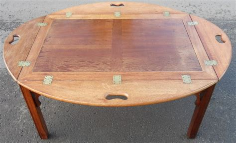 Large Tray For Coffee Table Large Mahogany Tray Top Coffee Table