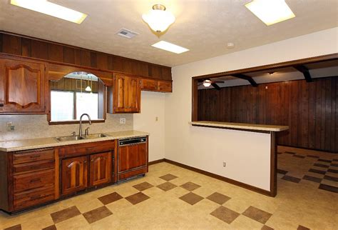 Can A Bathroom Open A Kitchen Updated 3 Bed 2 Bath 2 Car Home For Sale In Of