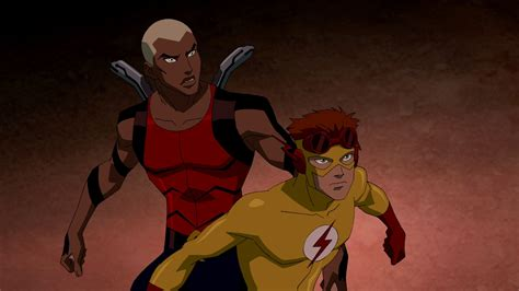 tutorial flash young 2 aqualad kidflash html