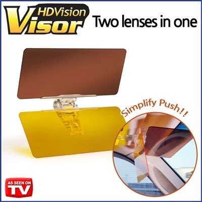 B1 Hd Vision Visor The Day And Visor Kode Dg1 2 as seen on tv 2 in 1 hd vision visor day anti glare hdvision visor ebay