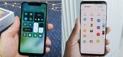 iphone xr vs samsung galaxy s9 comparing the second largest screens in the bunch 171 ios