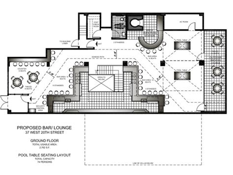 sports bar floor plan second gay sports bar headed for chelsea outsports