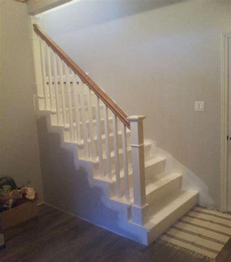 installer une re d escalier au sous sol